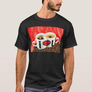 Love coffee design T-Shirt