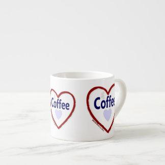 Love Coffee - Espresso Mug