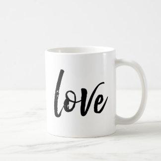 Love. Coffee Mug