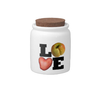 LOVE Collection - Candy Jar