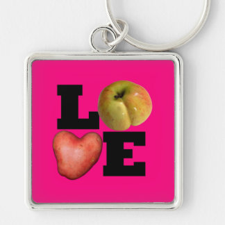 LOVE Collection in Pink Keychain