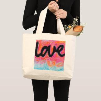 """LOVE"" Collection Jumbo Tote"