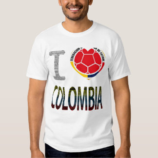 Love Colombia Shirt