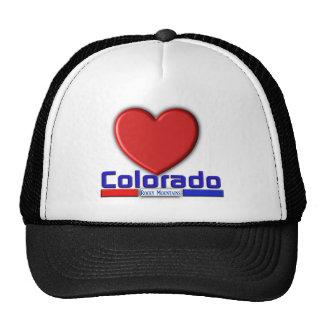 Love Colorado Rocky Mountains -Trucker Hat