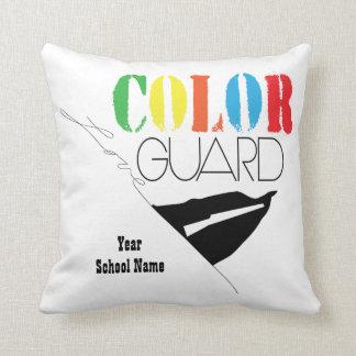 Love Colorguard   Throw Pillow
