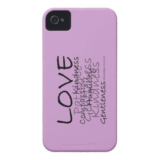 Love (Colossians 3) Case