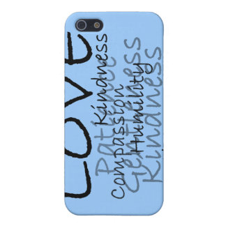 Love (Colossians 3) iPhone Case Cover For iPhone 5