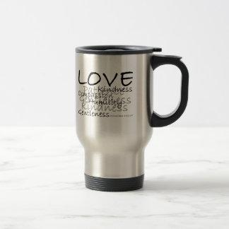 Love Colossians 3 Travel Mug