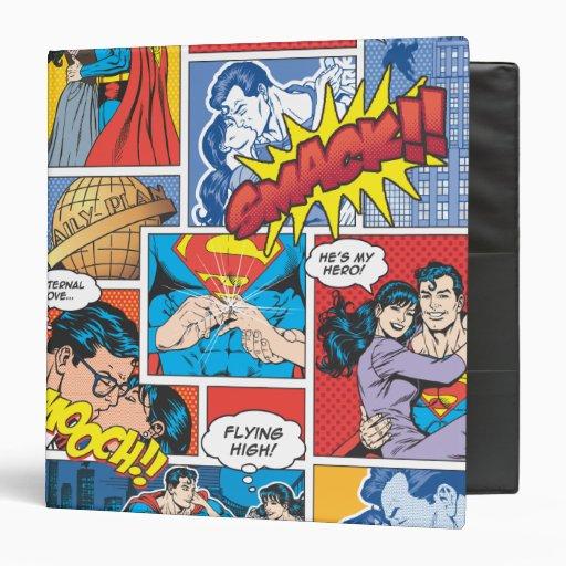 Love Comic Slides - Color Binder