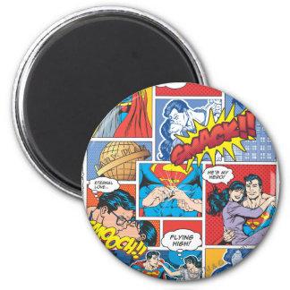 Love Comic Slides - Color Magnets