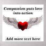 Love & Compassion_Print Print