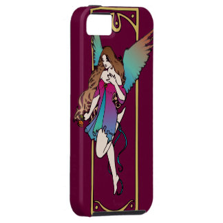"""""""Love & Compassionate"""" Angel iPhone SE/5/5s Case"""