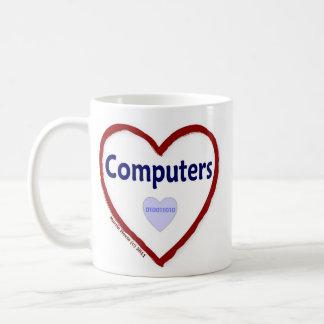 Love Computers Coffee Mug