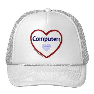 Love Computers Trucker Hat