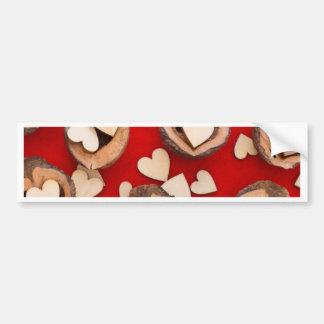 love concept bumper sticker
