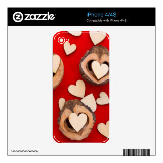 love concept skins for the iPhone 4S
