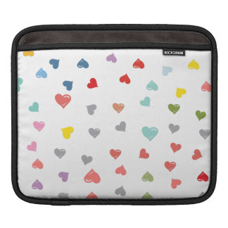 Love Confetti iPad Sleeve