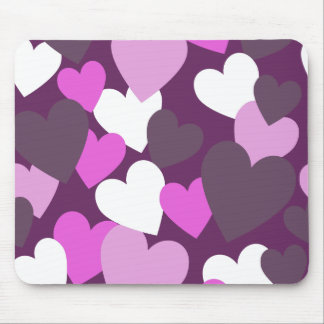 Love Confetti Mousepad