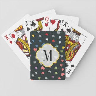 Love Confetti Deck Of Cards