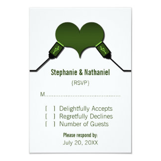 Love Connection USB Response Card, Green Card