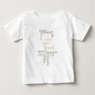Love connects baby T-Shirt
