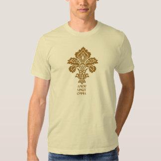 Love Conquers All (brown) Tshirt