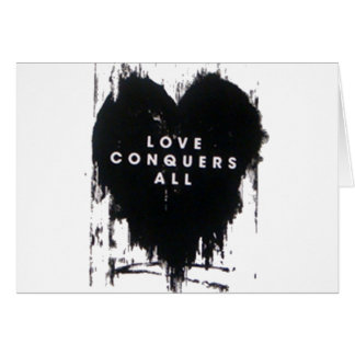 Love Conquers All Cards