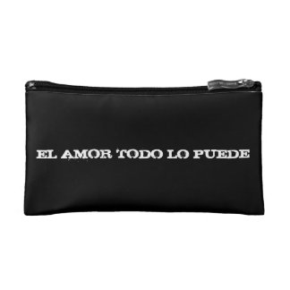 LOVE CONQUERS ALL MAKEUP BAG