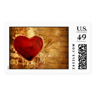 Love Conquers All Postage