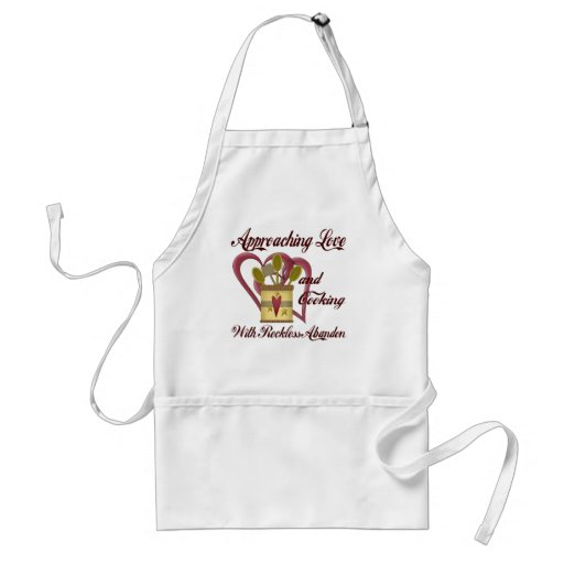 Love Cooking Adult Apron