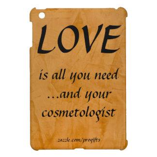 Love Cosmetologist Cover For The iPad Mini