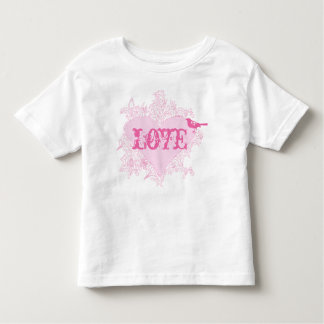 Love Cotton Candy Pink T-Shirt