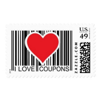 Love coupons postage