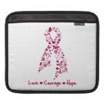 Love Courage Hope Hereditary Hemochromatosis MacBook Air Sleeve