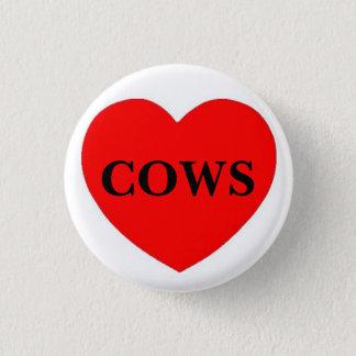 Love Cows Button
