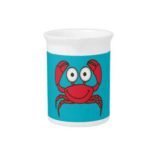 Love Crab Pitchers