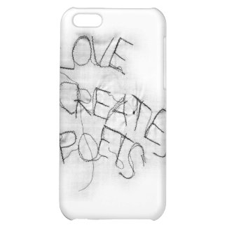 Love Creates Poets iPhone 5C Cover