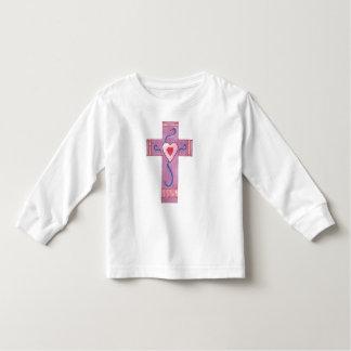 Love Cross T Toddler T-shirt