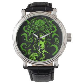 Love Cthulhu Wristwatch