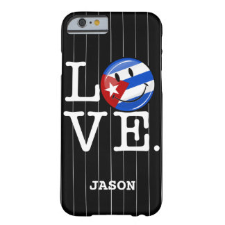 Love Cuban Style Barely There iPhone 6 Case