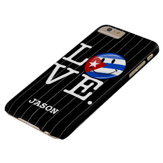 Love Cuban Style Barely There iPhone 6 Plus Case
