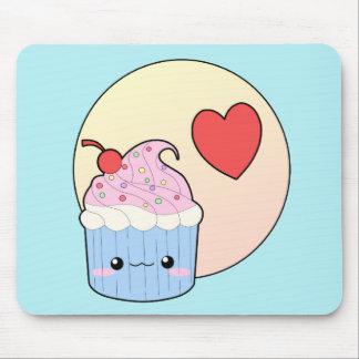Love Cupcake Mouse Pad