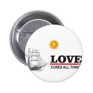 love cures all things button