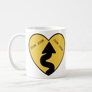 Love Curves-mug Coffee Mug