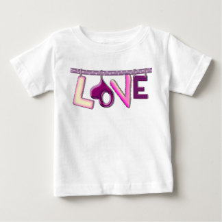 love Custom Baby Shirt