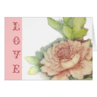 LOVE-Customize Card