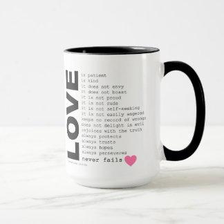 Love Custon Photo Mug 15 oz White Combo By ZAZZ_IT