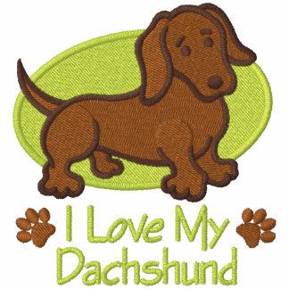 Love Dachshund