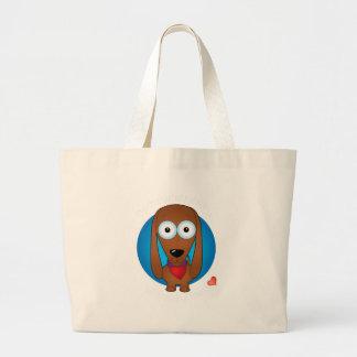 Love Dachshund 1 Bags