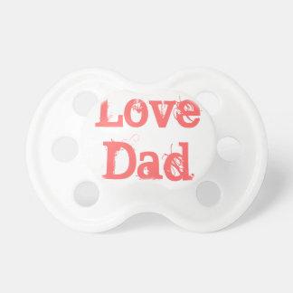 """""""Love Dad"""" dummy"""